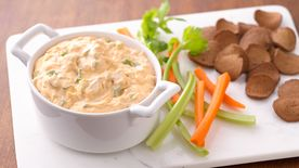 Buffalo Chicken Dip