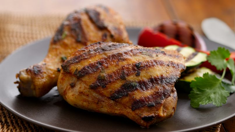 Grilled Mexican Citrus Chicken