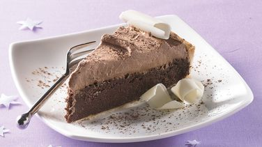 Irish Cream Chocolate Tart
