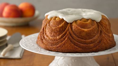 Strawberry bundt cake recipe using cake mix