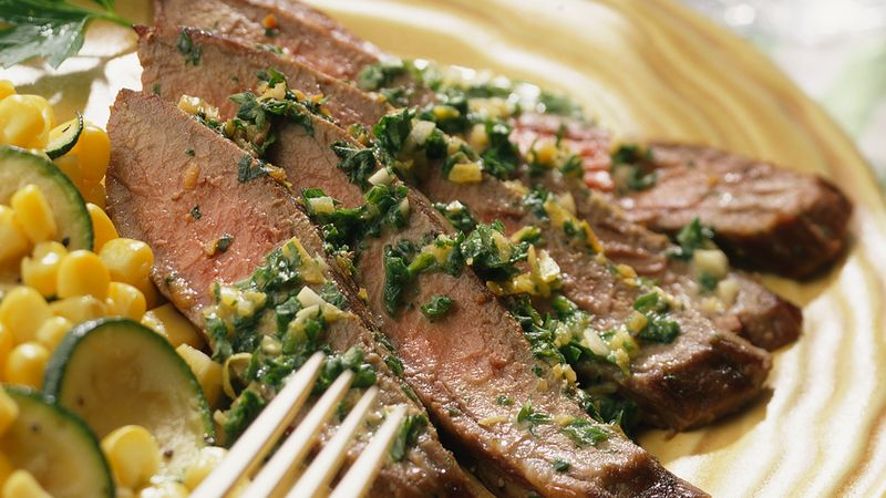 Milanese Beef Grill