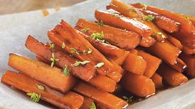 Browned Butter Carrots