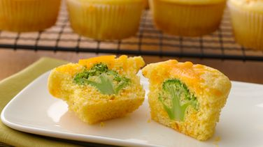 Secret Forest Corn Muffins