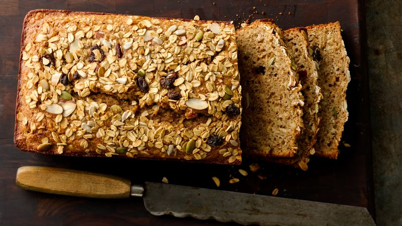 Muesli Banana Bread