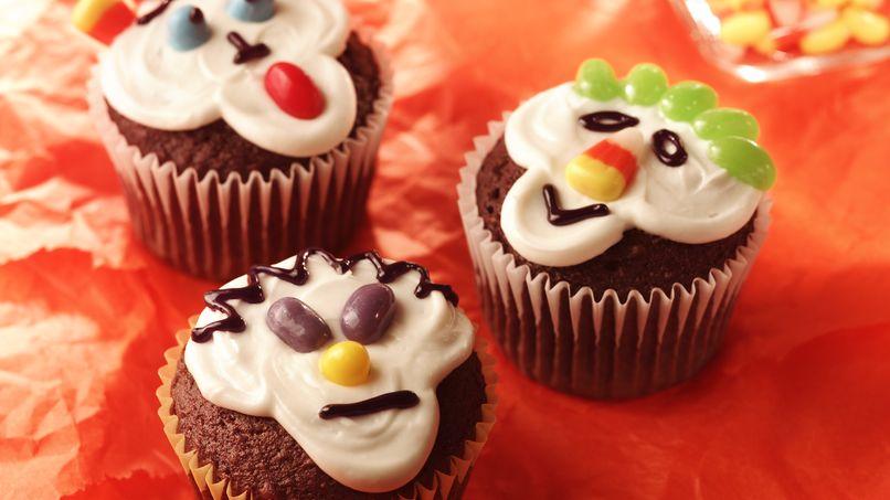Spooky Kooky Cupcakes