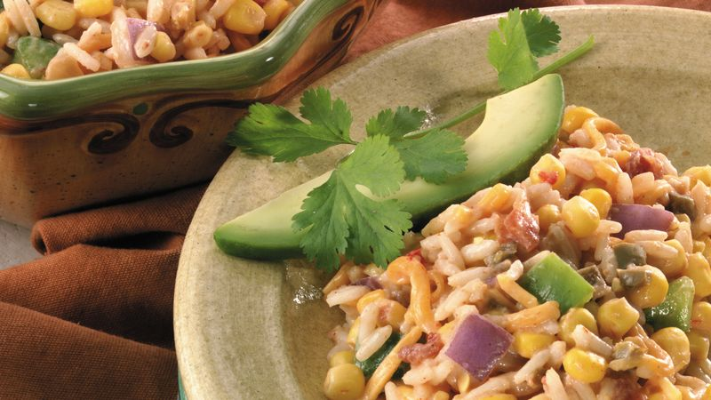 Spanish Rice Salad