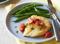 Gluten-Free Skillet Lemon Chicken