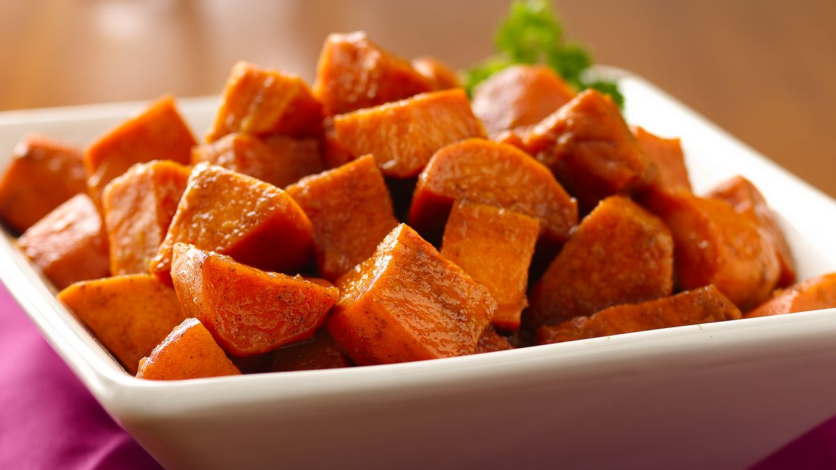How To Cook Sweet Potatoes Easy Potatoes In Foil