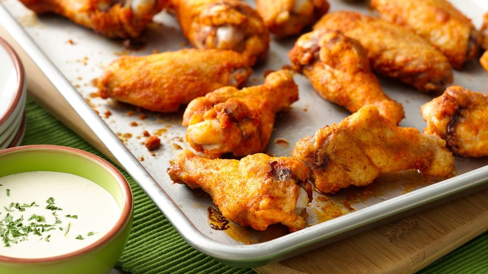 Mexican Party Wings