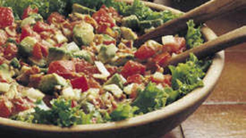 Avocado and Tomato Salad