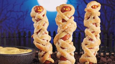 Cheesy Crescent Mummy Dogs