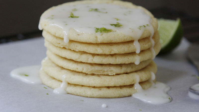 Shortcut Boozy Sugar Cookies
