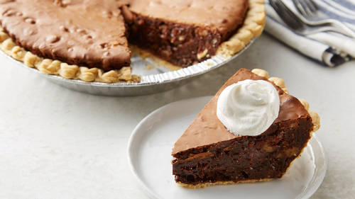 Fabulous Fudge Pie