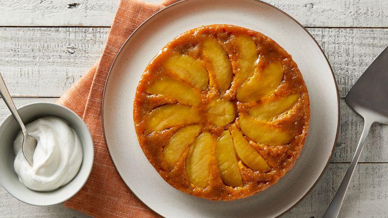 Betty Crocker Apple Pie Upside Down Pumpkin Cake