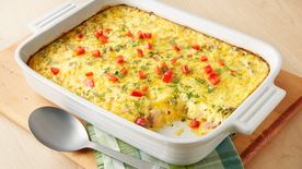 Overnight Brunch Egg Bake