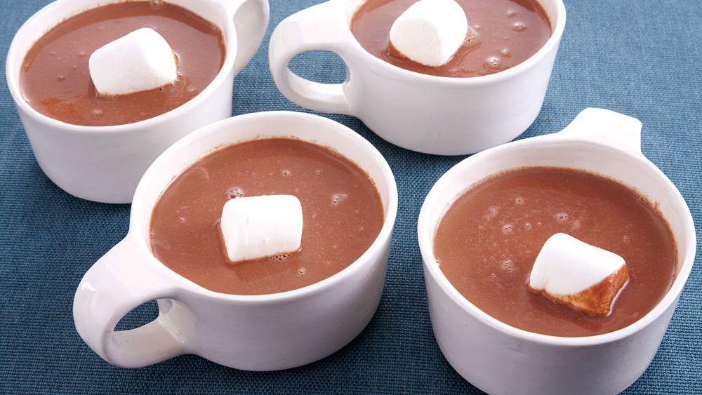 Slow-Cooker Peanut Butter Hot Chocolate