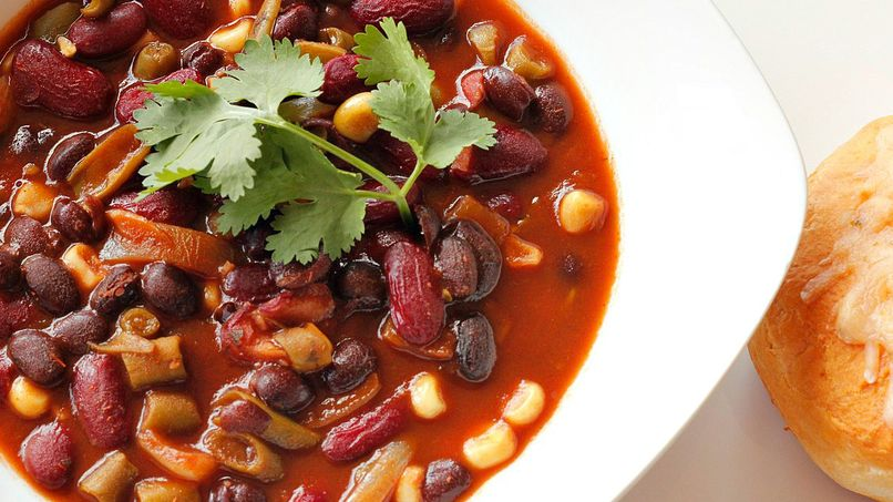 Chili Vegetariano