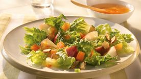 Apple-Almond Tossed Salad