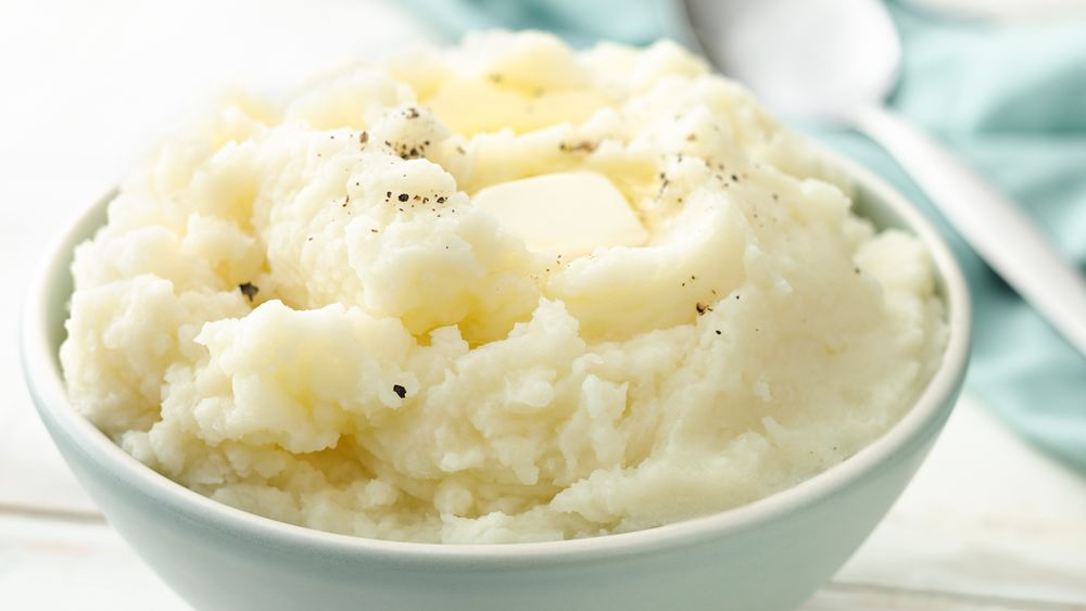 Image result for mashed potatoes