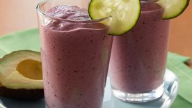 Triple Berry Spa Smoothies