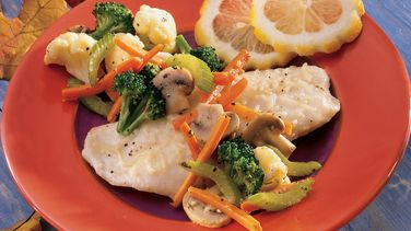 Fish Fillets Primavera