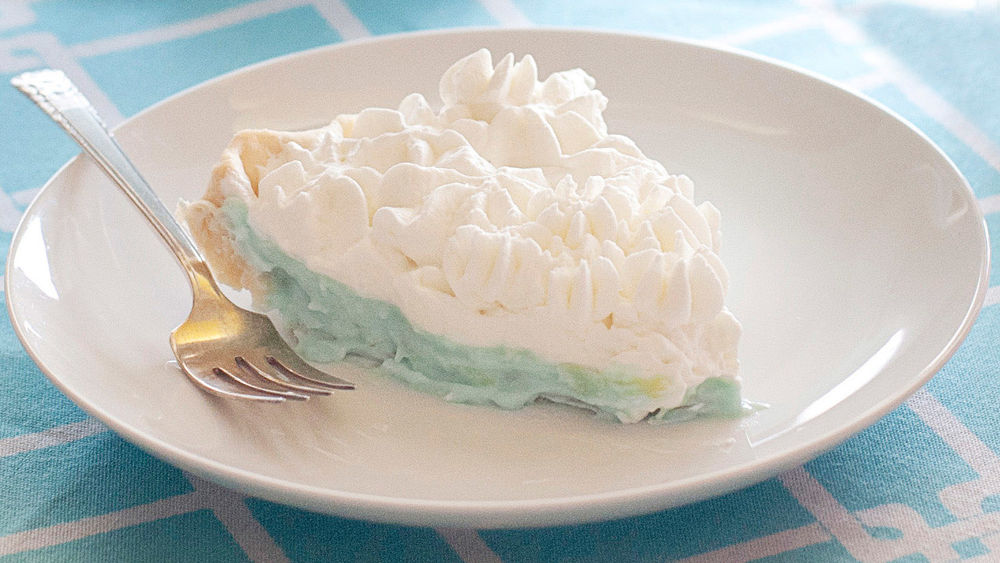 Blue Hawaiian Pie