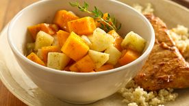 Curried Butternut Squash Sauté