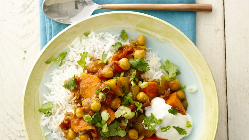 Vegetarian Indian Stew