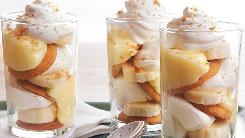 Quick and Tasty Banana Pudding