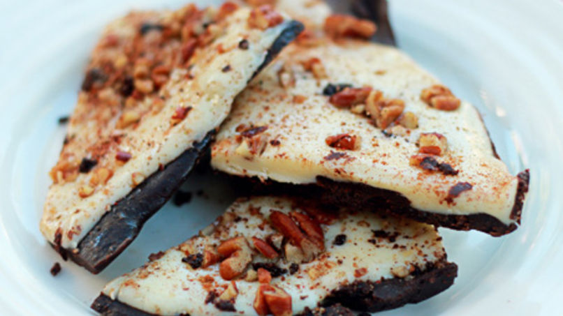 Mexican Chocolate Bark