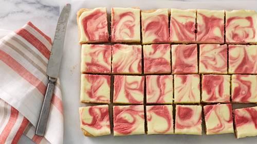 14 all american desserts bettycrocker raspberry lemonade cheesecake bars forumfinder Image collections
