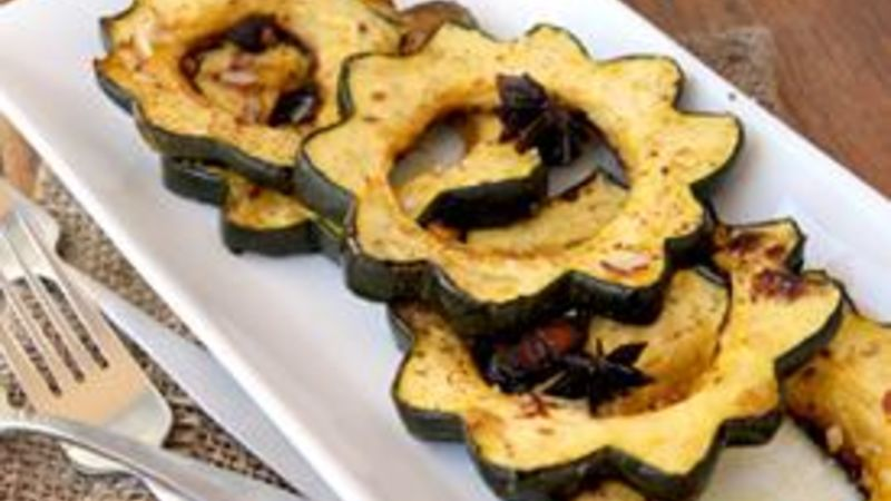 Winter Squash Slices