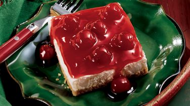 Cherries and Cream Dessert Squares