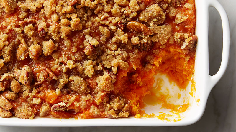Grand Marnier™ Sweet Potatoes