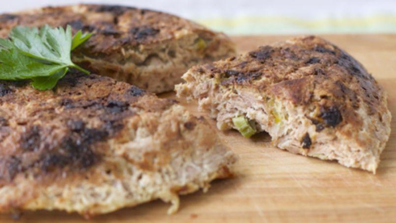 Tuna Omelet
