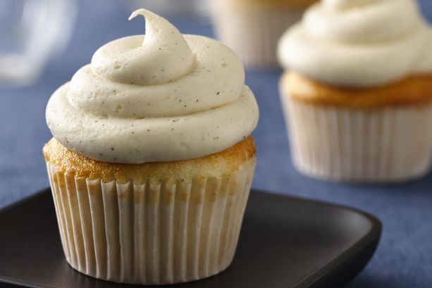 Vanilla Bean Cupcakes With Brown Butter Icing General