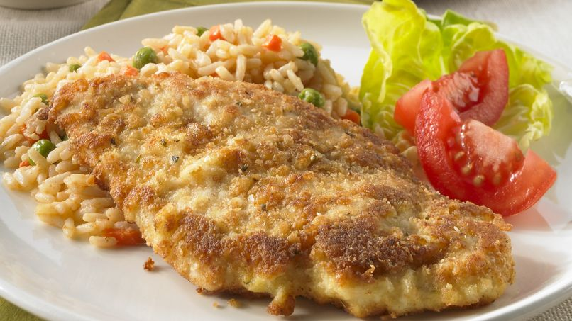 Breaded Chicken Breasts