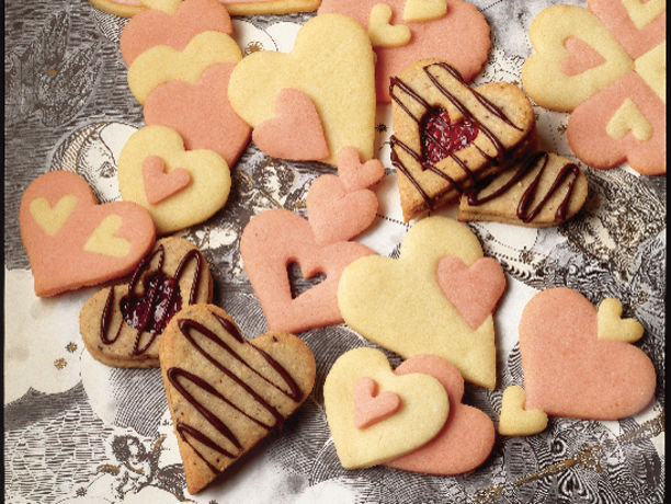 The Ultimate Valentine's Day Cookie