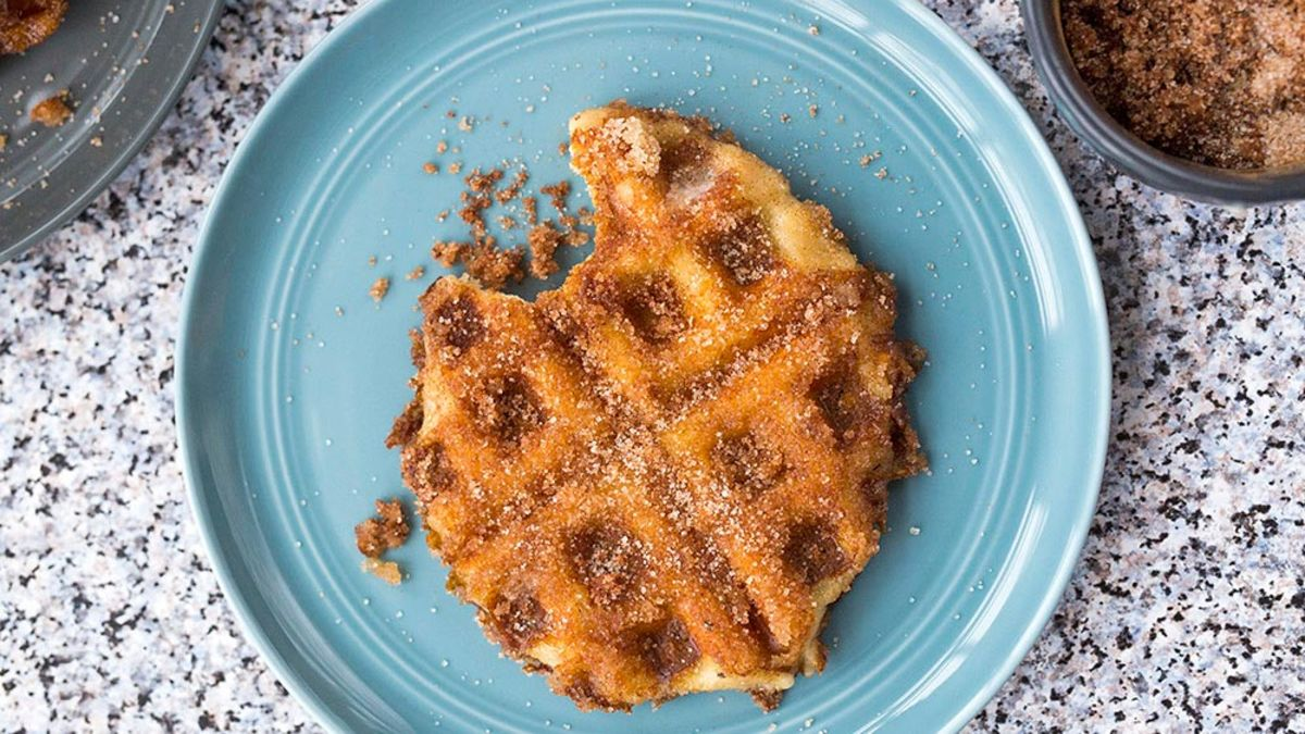 20 of the Best Waffle Recipes - Tablespoon.com