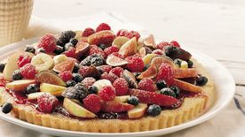 Italian Fresh Fruit Tart