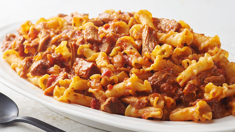 Braised Pork Ragu