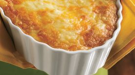 Two-Cheese Potato Gratin