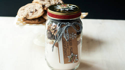 Cookie Mix Jar Gifts Bettycrocker Com