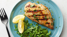 Grilled Buttermilk Honey Herb Chicken