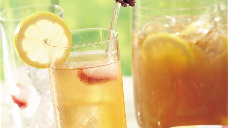 Lemonade Iced Tea Recipe Bettycrocker Com