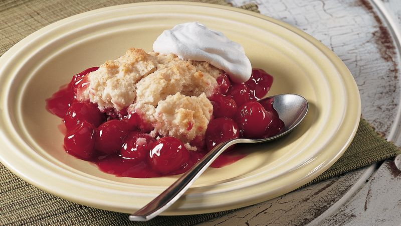 Fruit Cobblers for Two