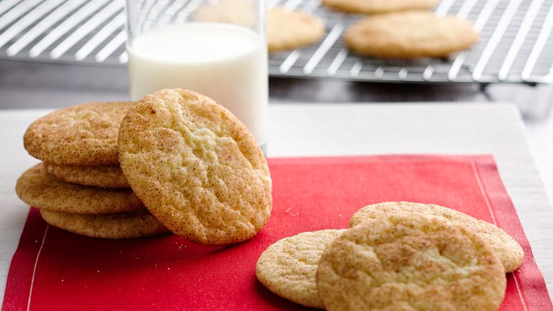 Snickerdoodles Recipe - BettyCrocker.com