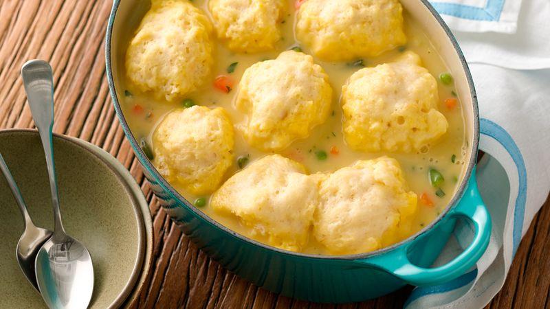 recipe: chicken and drop dumplings from scratch [31]