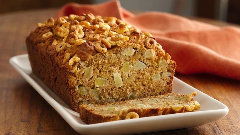 Pan de Manzana y Dulce de Leche Cheerios®