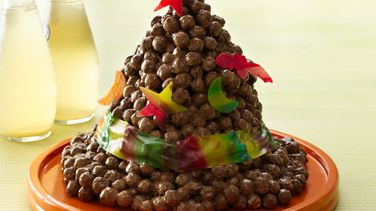 Chocolate Fudge Witch's Hat